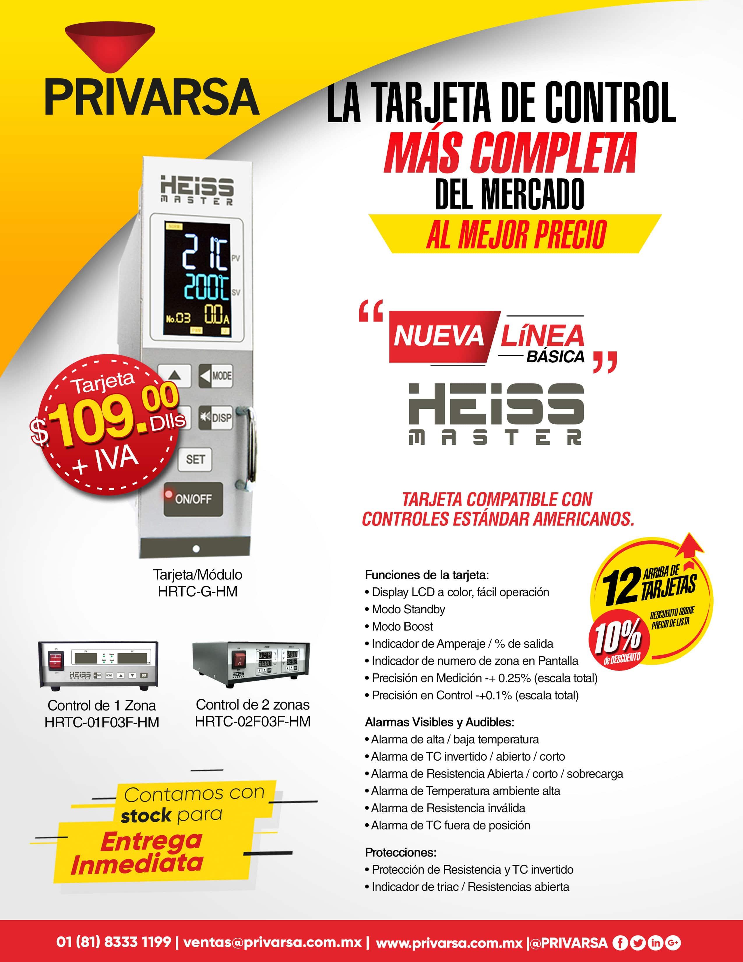 Heiss MasterC