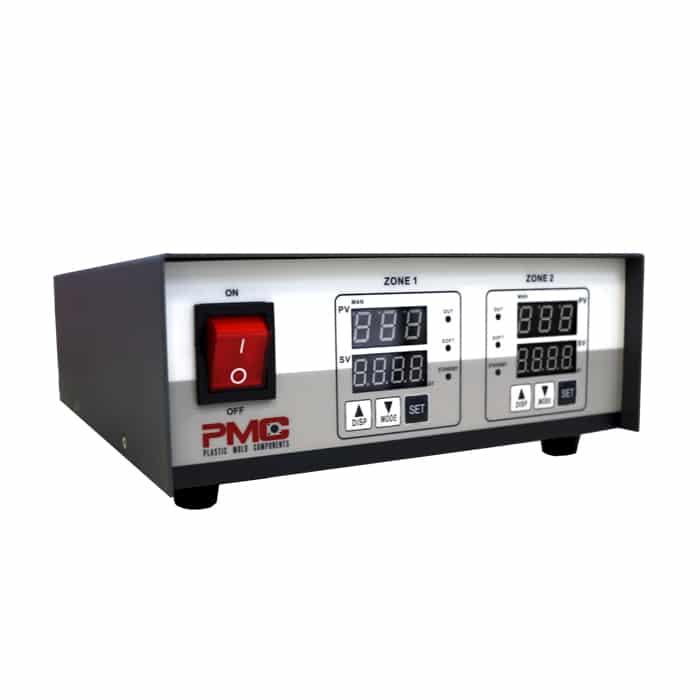 Control PMC - 2 zonas