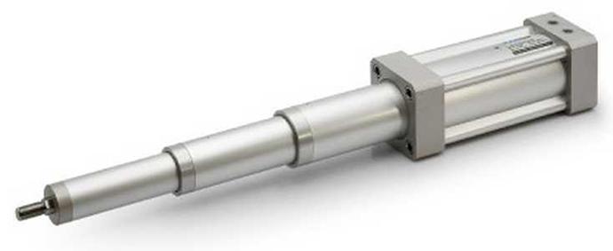 cilindro telescópico