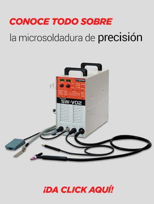 banner cta microsoldaduras de precisión PRIVARSA