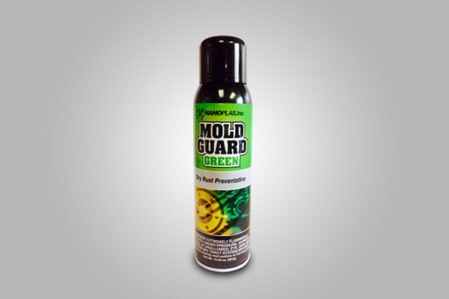 producto nanoplas mold guard green