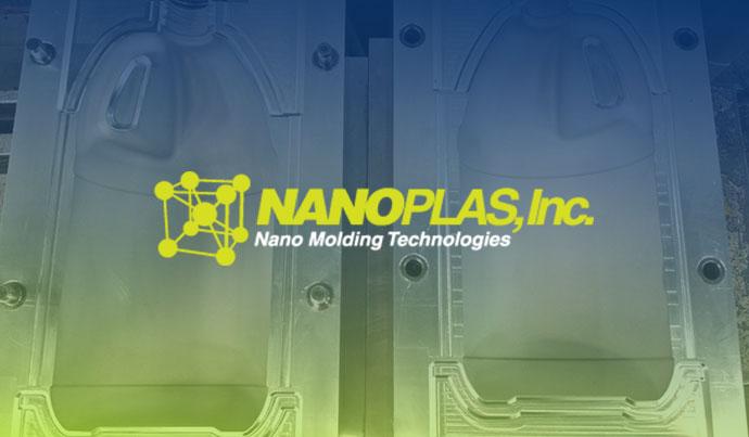 imagen con logotipo de Nanoplas,Inc