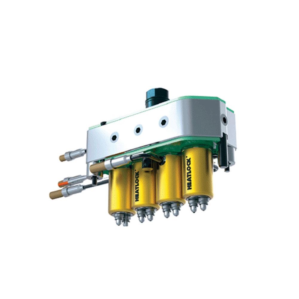 paquete Paquete Manifold y Componentes de Heatlock