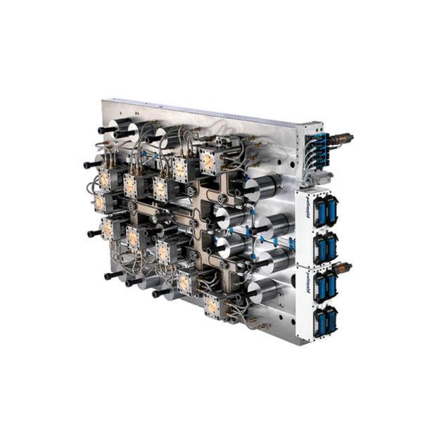 Paquete Valvulado Compacto de Polimold