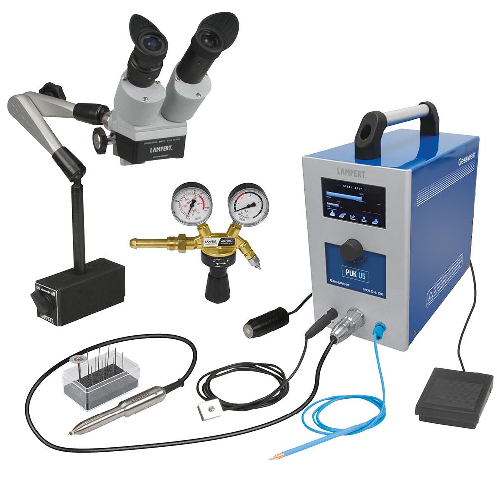 Microsoldadura de precisión PUK U5