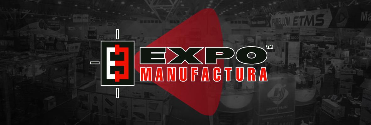 portada para cover sobre Expo manufactura