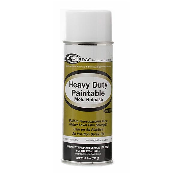 Desmoldante de Uso Rudo 30612 [Heavy Duty Paintable Mold Release]
