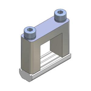 Elementos de unión en Cruz para Perfil - alto 18x18