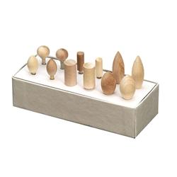 puntas de madera