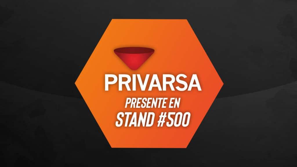 PRIVARSA Stand #500