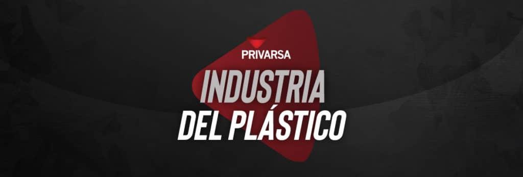 portada para blog sobre la industria del plástico PRIVARSA