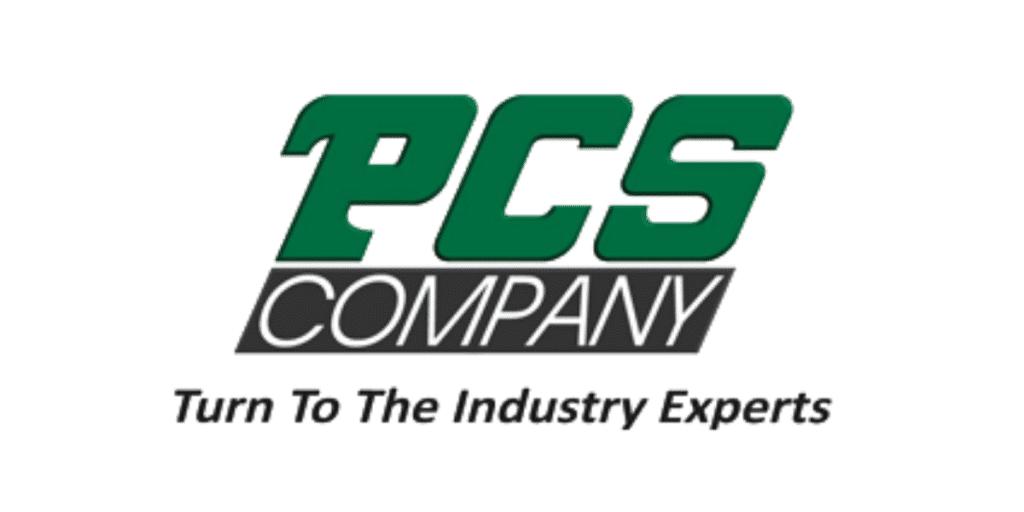 Logotipo de PCS Company