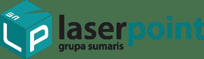 logotipo de Laserpoint - grupa sumaris
